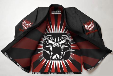 shogun red bjj gi