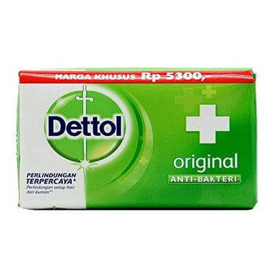 dettol bar soap