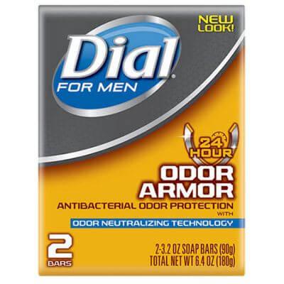 dial soap for men odor armor